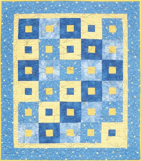 custom quilts design 1