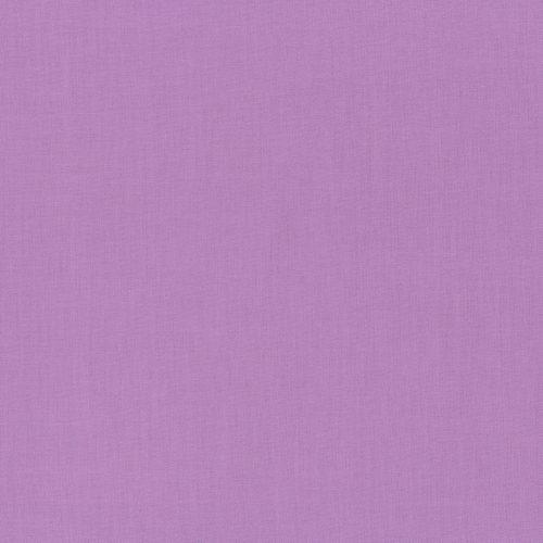 "Stof Swan Solid 60"" wide mid purple 12 556"