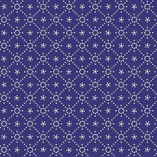 SPX Fabrics - Holly Hobby Co-ordinate - Blue 4380-25364