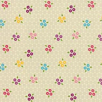 Moda Meadowbloom Daisy Bouquet 24023-11