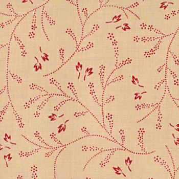 Moda French General Favourites Red Vine 13552-12