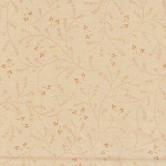 Moda French General Favourites Tan Vine on Cream 13552-11