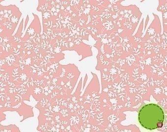 Bambi Pink Silhouette - Disney