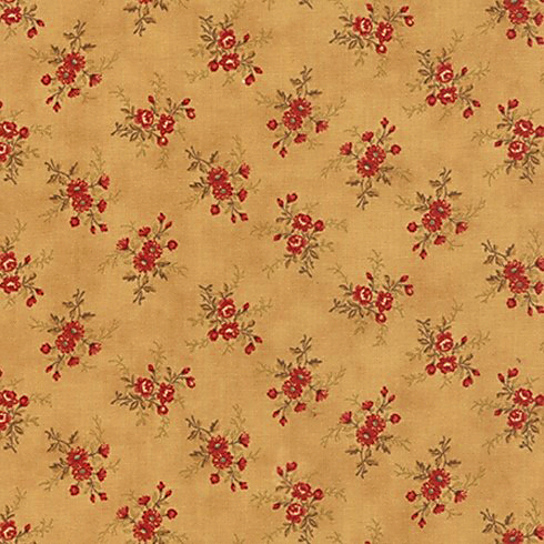 Moda Mille Couleurs Small Floral Print 44086-11